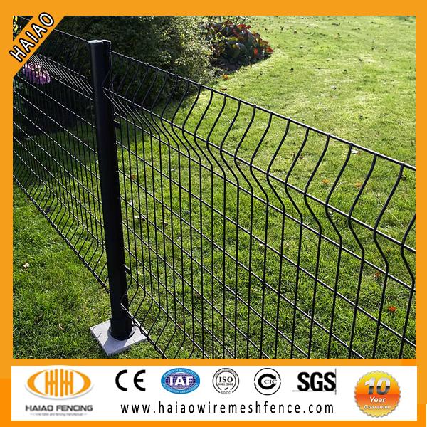 clôture métallique de jardin, clôture en grillage soudé-Clôtures ...