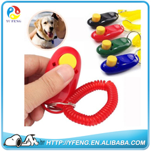 new design toy clicker plastic dog training clicker