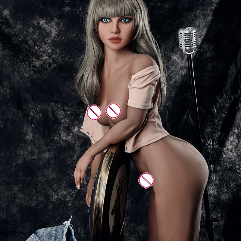 JND41-150cm TPE real sex doll female vagina anus oral love doll with metal skeleton cheap doll for men