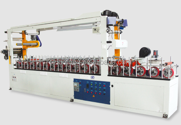 PVC/MDF Multifunctional Lamination Press Machine