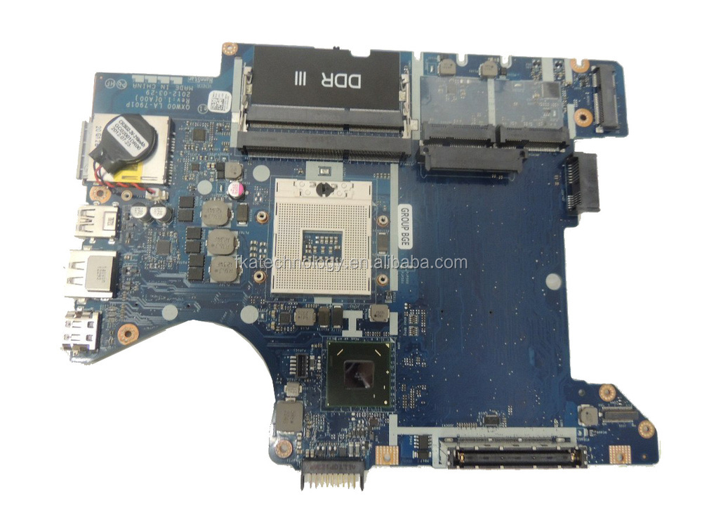 Laptop Motherboard 3chgx For Dell Vostro 1520 Integrated Graphics ...