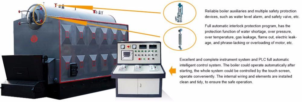 Bagasse Kraftstoff Wasser Rohr-dampfkessel Verwendet Für Zucker ...