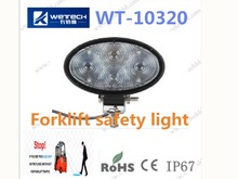 20W big blue forklift safety light