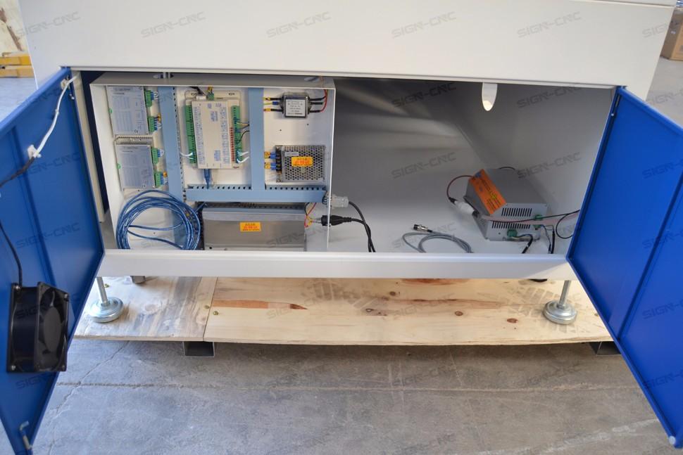 Factory price laser cutter , 1290 laser cutting machine / 80w co2 laser engraving machine