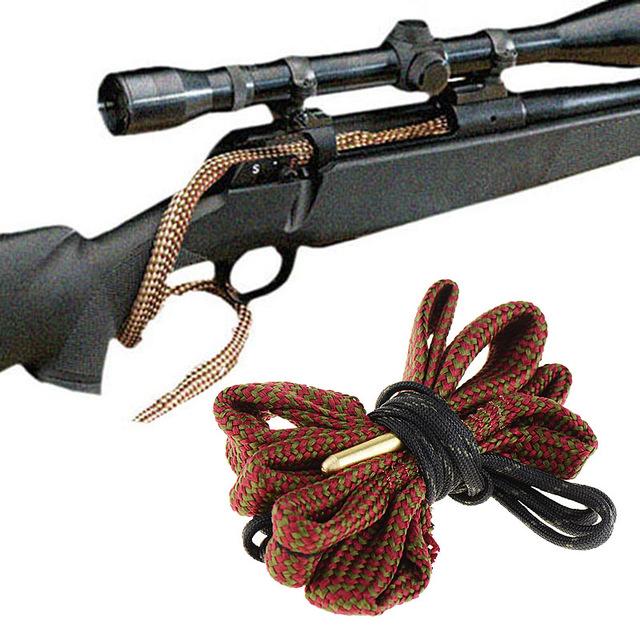.22cal .223cal 5.56mm Boresnake Cleaning Rope Caliber Bore Green Snake Rifle Gun