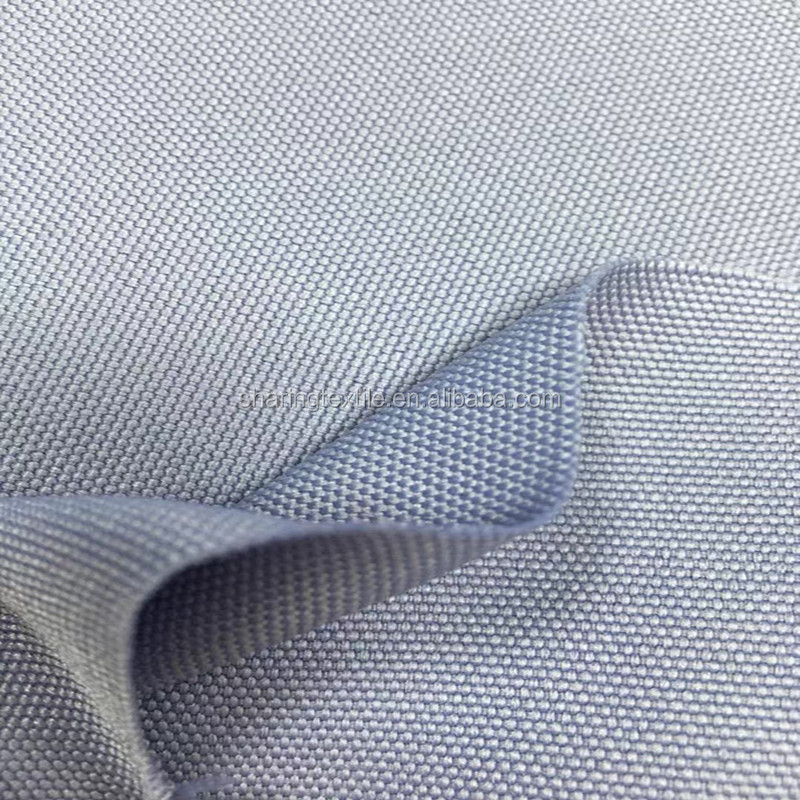 500D Plain Recycled Polyester Oxford Fabric,100%RPET,PET Minimatt Oxford Fabric For Mother Bag,Kid Bag,School Bag,Shoes