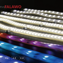 IP68 led <span class=keywords><strong>de</strong></span> color único rgbw rgb 3528 smd 60 leds direccionable <span class=keywords><strong>de</strong></span> tira flexible
