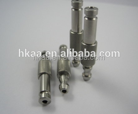 High precision cnc turning stainless steel aviation maintenance spare parts