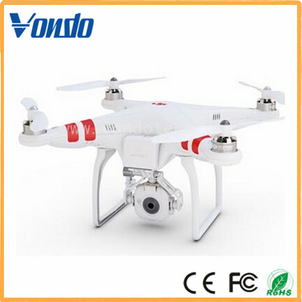 Electric Remote Control 6 axis 500mah WiFi drone with hd camera