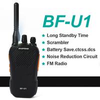 10 Meter Radio UHF 400-480 MHz Frequency Baofeng BF-U1