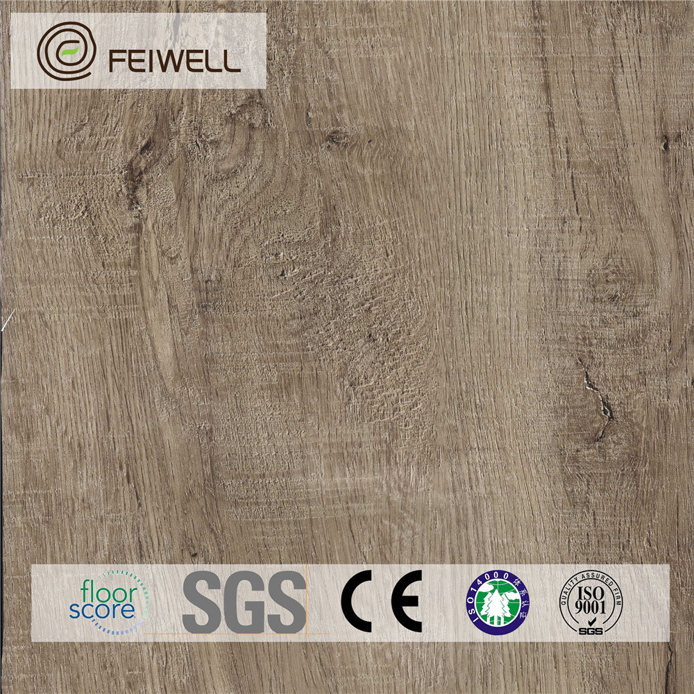 Anti Slip formaldehyde-free cheap price vinyl flooring
