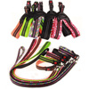 2017 Soft Nylon Dog Mesh Harness Collar Leash Set Cheap Dog Leads