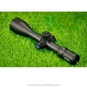 Rifle Scope HD 3-15x50SFir Riflescope with Rangefinder Reticle Illuminated Tactical Scope