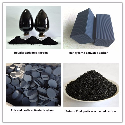 hot sale honeycomb activated carbon price in Korea