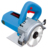 CONCRETE CUTTING TOOL WITH WATER JET MARBLE CUTTER