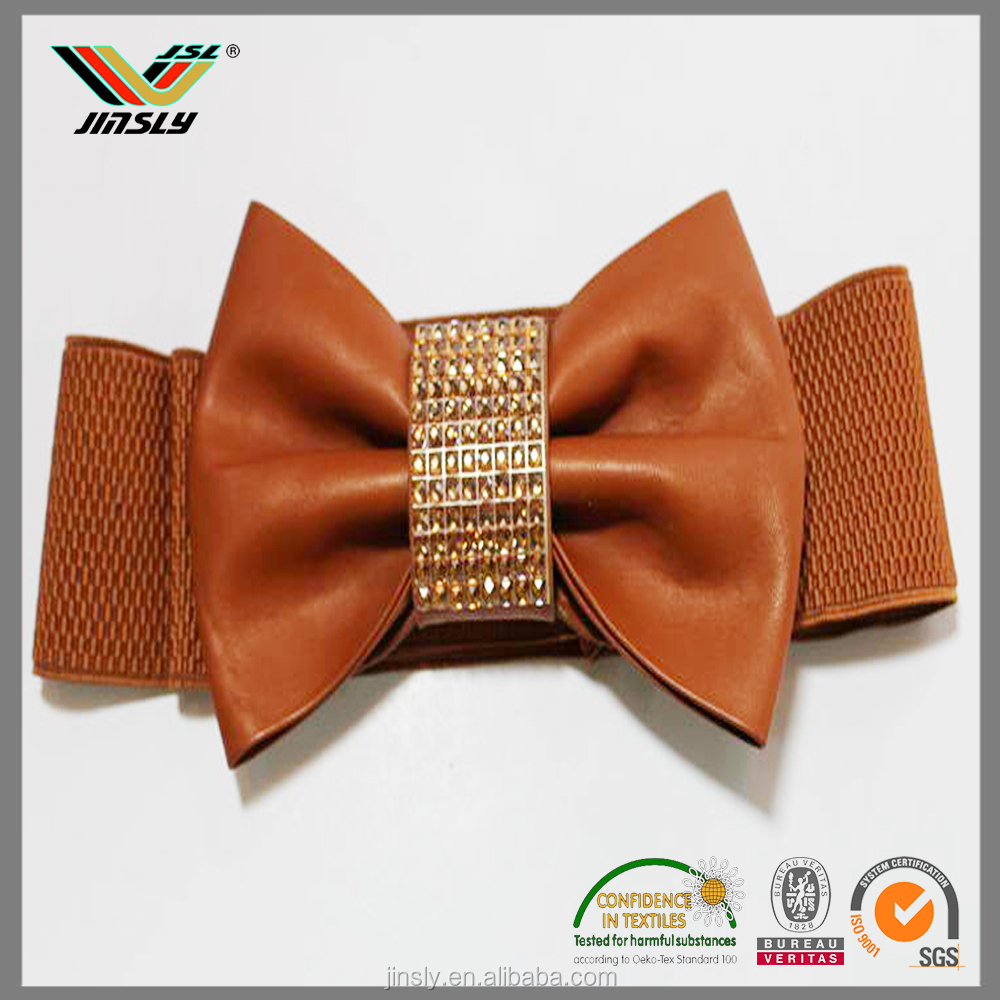 Fashion sweet style belts for dress