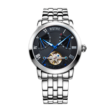 Custom high quality stainless steel import movement automatic watch,wholesale mens wrist watch