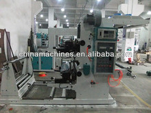 YT-21000 2 Colour Paper cup flexo printing machine for sale,High Speed Paper Cup Printing Machine