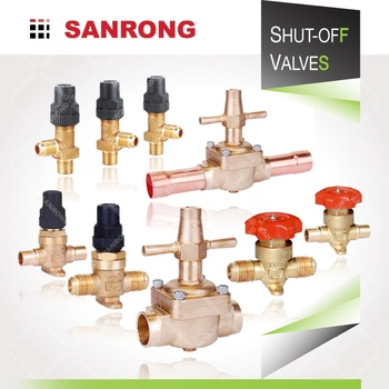 Sanrong manual diaphragm refrigerator stop valveair conditioner sanrong manual diaphragm refrigerator stop valve air conditioner globe valve 2 way brass ccuart Image collections