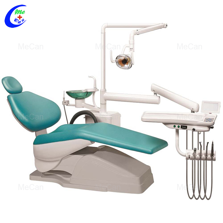 China Best Medical Stomatological Instruments Dental Equipment Electric Dental Chair Unit