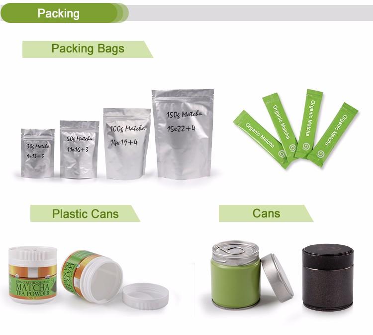 USDA Certified OEM Green Tea Powder Organic Japanese Matcha with Private Label - 4uTea   4uTea.com