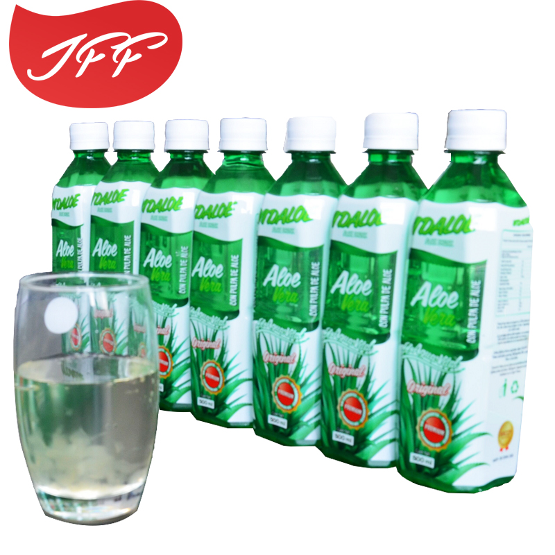 JFF/First <strong>Fruits</strong>/manufacturer - 100% Aloe vera drink adding juice + pulp