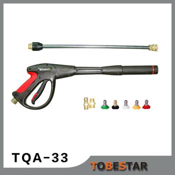 Tqa 33 Hot Sale High Pressure Washer 4000psi Car Wash Spray Gun