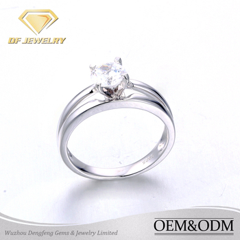 Simple Design White Gold Engagement Wedding Ring For Couple Ring Buy Simple Design White Gold Engagement Rings Silver Gold Wedding Rings For Woman Simple Design Wholesale Jewelry Sets Product On Alibaba Com