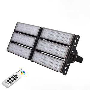 RGB Led Reflector Lighting Waterproof Long-distance Dimmable outdoor football lights