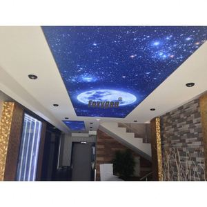 Project bathroom pvc suspended ceiling tiles with 15-year warranty for hotels