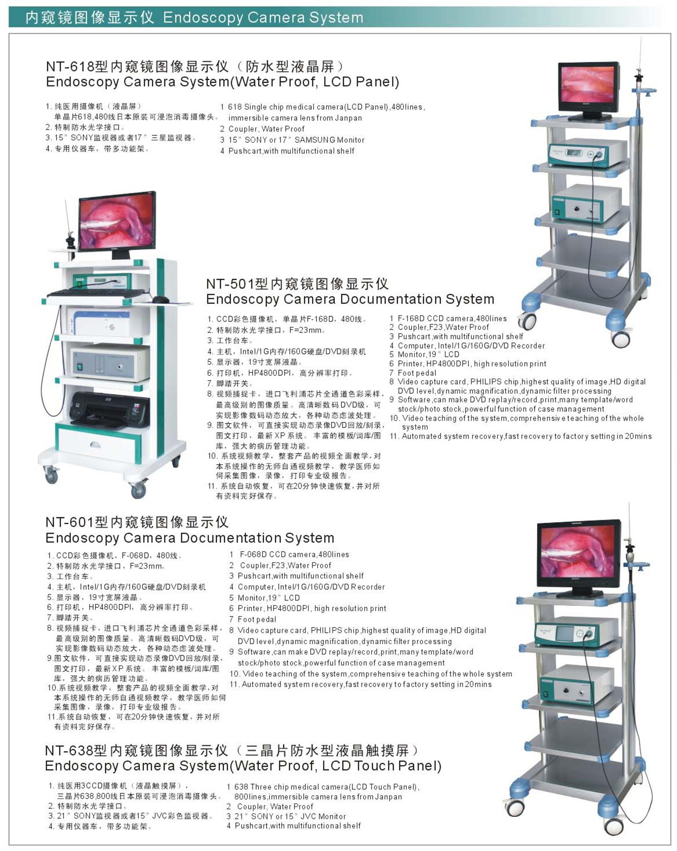 Endoscopy Exam Room: Hot Selling Examination Unit Endoscope/medical Endoscopy