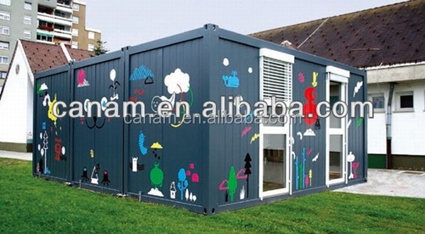 CANAM-Well-designed Fast-built Maisons Containers For Living