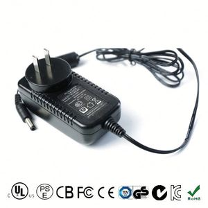 Wholesale! 12V 2.5A TV Box Power Adapter 12V 30W LED Light Driver 12V Power Supply for Air Ceaner Charger Shaver