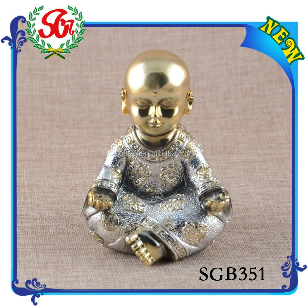 SGB351 Wholesale Resin Buddha Religious <strong>Crafts</strong> With Good Price