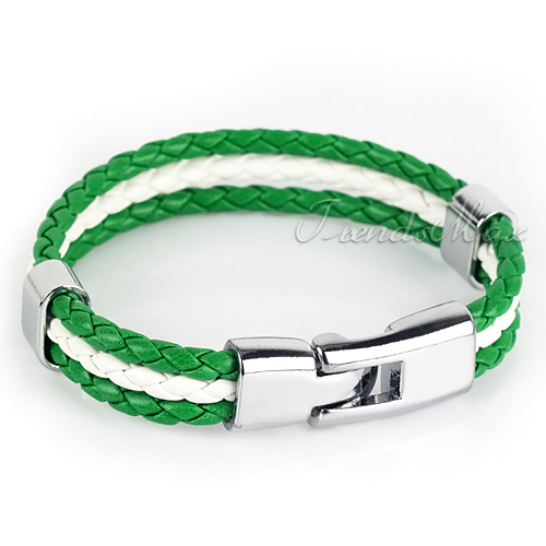 CUSTOMIZE-SIZE-11mm-Green-White-String-Nigerian-Flag