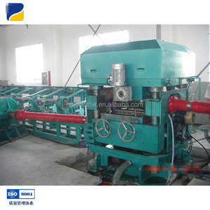 new functional round steel bar straightening machine