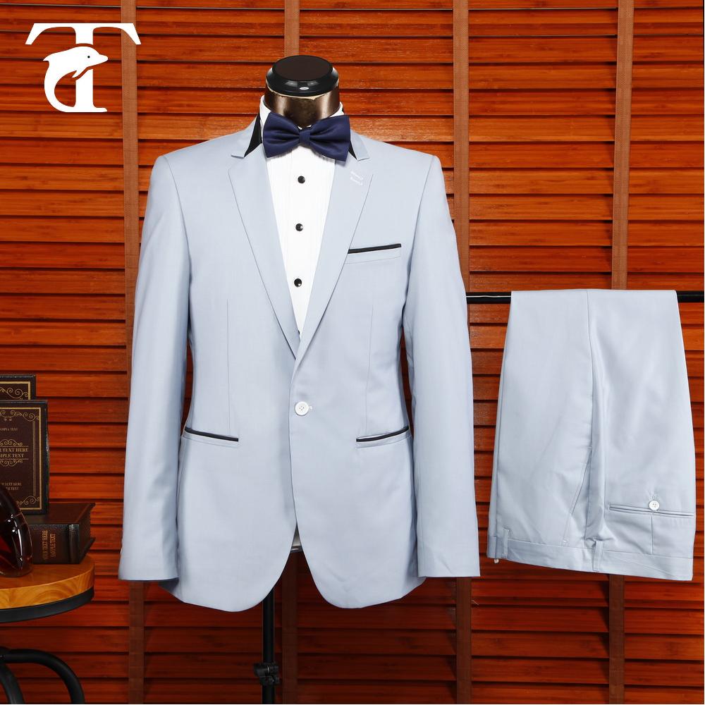 Trendy Design Men Wedding Suit Man Blazer Men Party Wear Factory