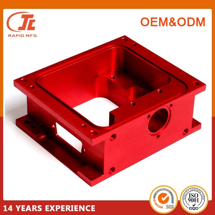 CNC machining /anodized aluminum CNC Milling / CNC turning parts