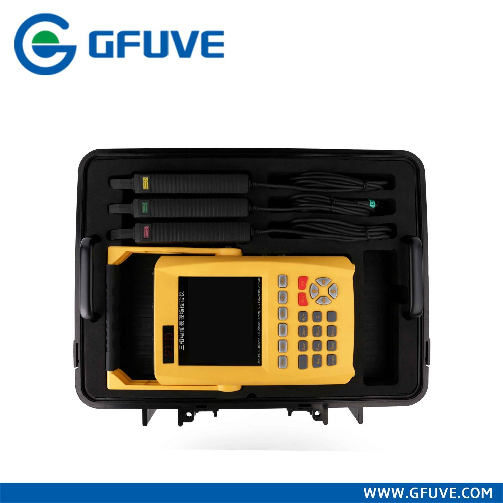 GF312D1 Three Phase Energy Meter meter test equipment mte s chile spain