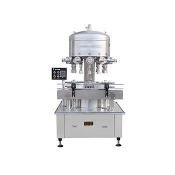 Red wine filling machine (SH-03) Chinese supplier's most excellent essential oil filling and capping machine