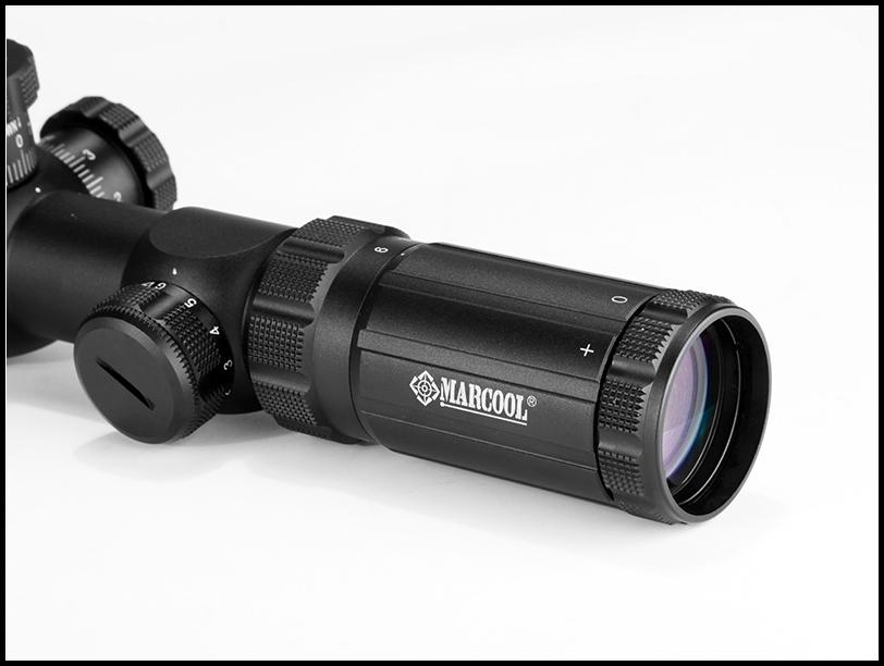 Entfernungsmesser Jagd Beleuchtet : Marcool scopes optische evv 6 24x50 sfsfirgl ffp jagd