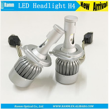 Most mini All-In-One LED Headlight , comparable to OEM size bulbs, no ballasts or drivers.