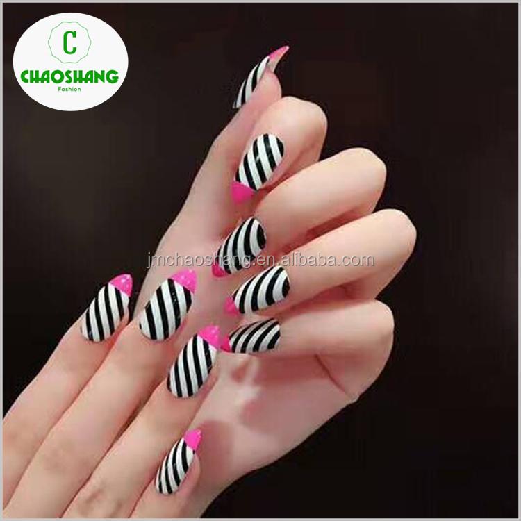 Custom Fake Nails, Custom Fake Nails Suppliers and Manufacturers at ...