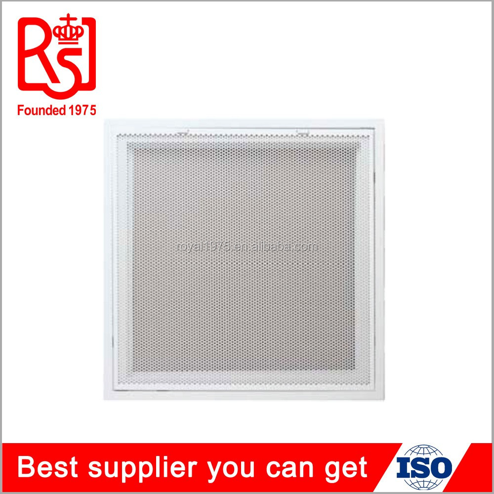Cheap Price Steel Perforated Square T-bar Return Filter Air ...