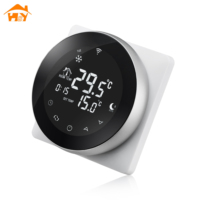 Touch-screen wifi smart thermostat wifi temperature controller