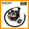 OEM QUALITY Motorcycle Stator CB125 with 8 Fields Full Copper China manufacture