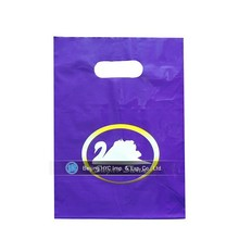 2017 Hot sale plastic gift bags manufacture gift plastic bag for packing
