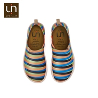 UIN Stripe Zone US sizes unisex kilim cool man shoes in Miami