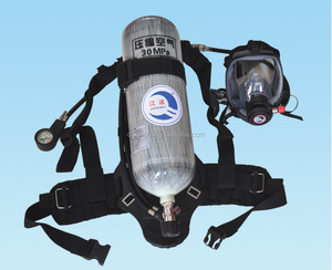 SCBA Breathing Apparatus with CCS/EC certificate