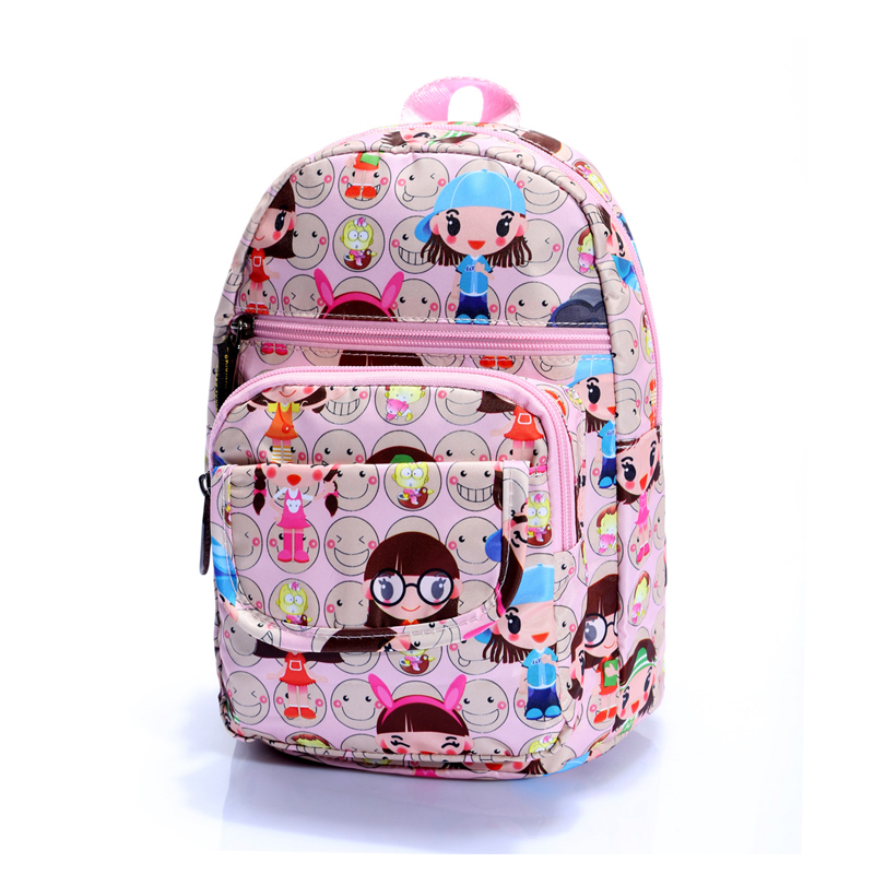 Excellent stylish baby school bag classic waterproof travel backpack children small cartoon rucksack